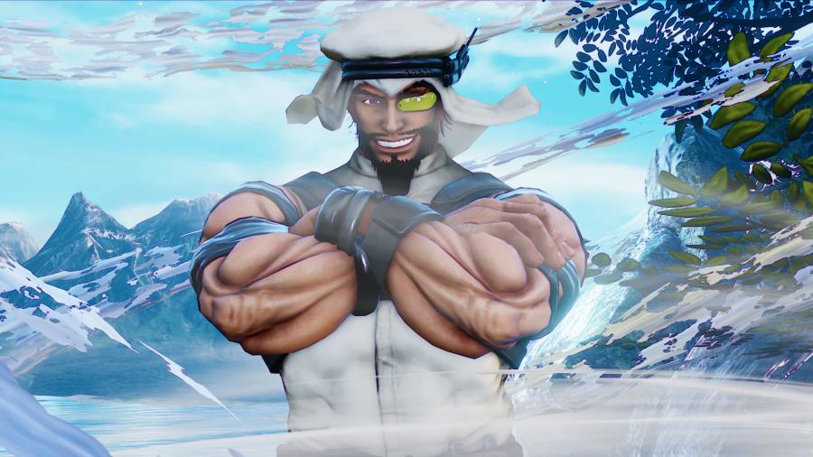 Street Fighter V Review - Screenshot 1 of 6