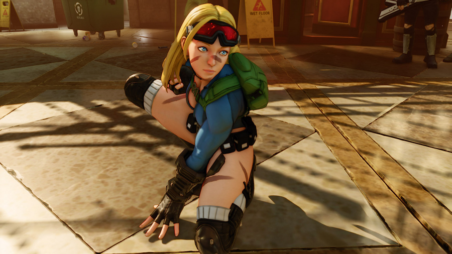 Street Fighter V Review - Screenshot 3 of 7