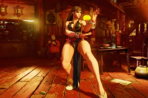 Street Fighter V Screenshot