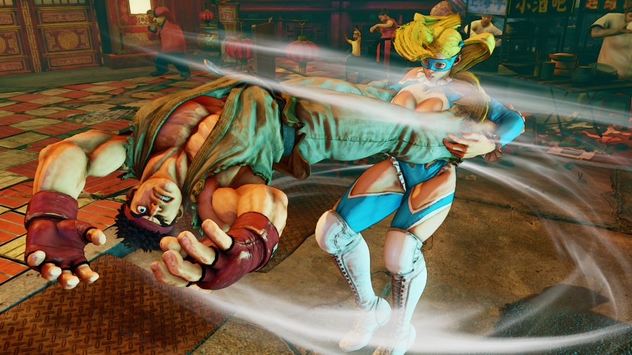 Street Fighter V Review - Screenshot 2 of 7