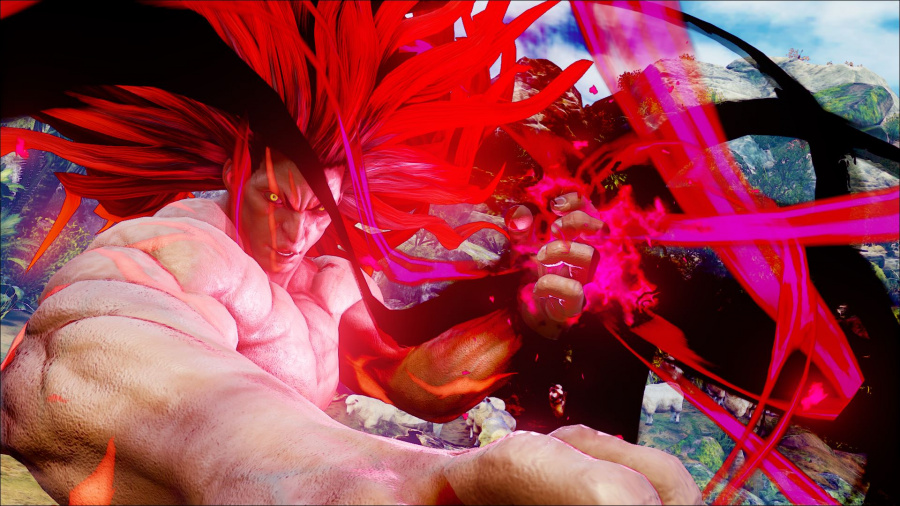 Street Fighter V Review - Screenshot 1 of 6