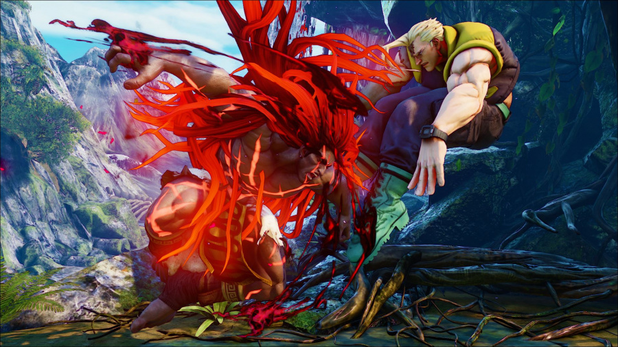 Street Fighter V Review - Screenshot 5 of 7