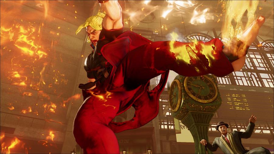 Street Fighter V Review - Screenshot 2 of 6
