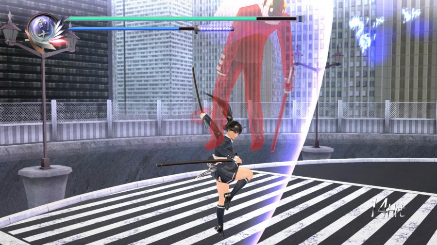 Mitsurugi Kamui Hikae Review - Screenshot 4 of 4