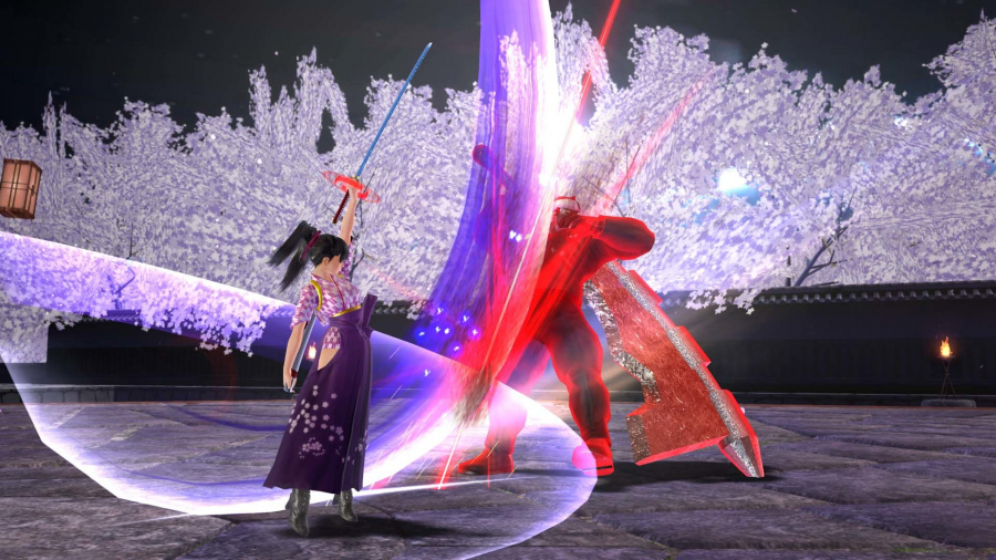 Mitsurugi Kamui Hikae Review - Screenshot 1 of 4