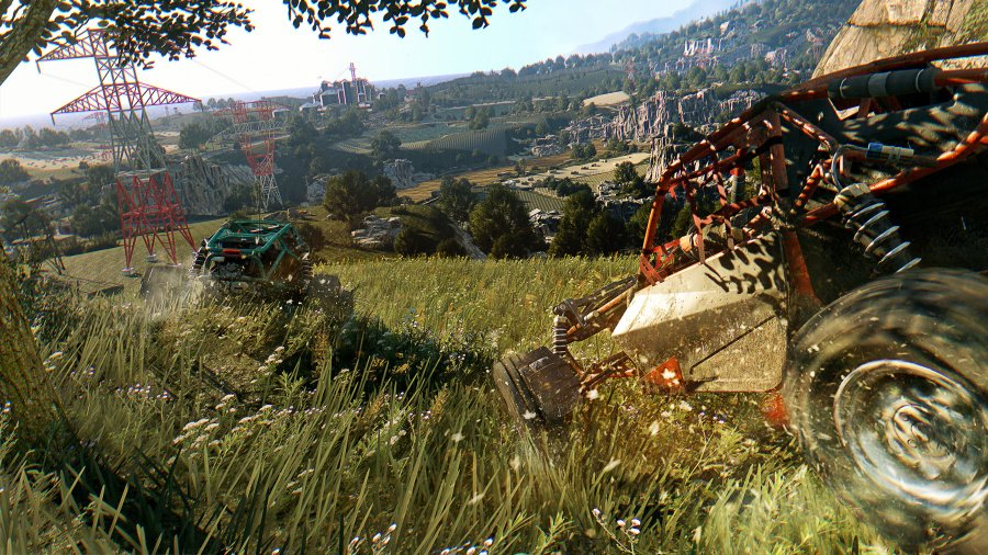 Dying Light: The Following Review - Screenshot 1 of 3