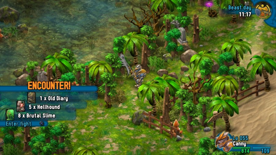 Rainbow Moon Review - Screenshot 2 of 4