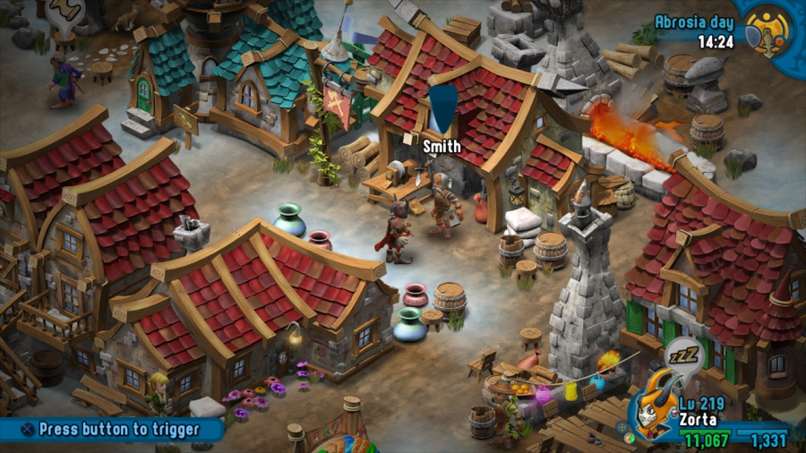Rainbow Moon Review - Screenshot 3 of 4