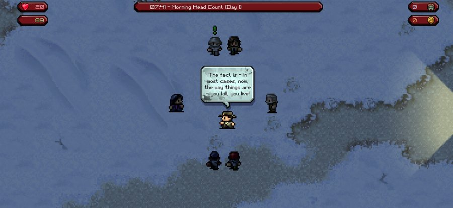 The Escapists: The Walking Dead Review - Screenshot 1 of 3