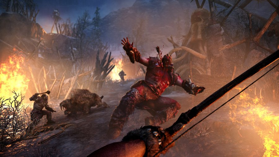 Far Cry Primal Review - Screenshot 1 of 4