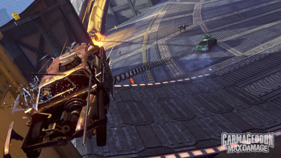 Carmageddon: Max Damage Review - Screenshot 5 of 5