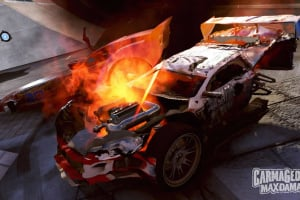 Carmageddon: Max Damage Screenshot