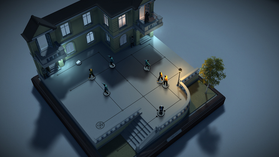 Hitman Go: Definitive Edition Review - Screenshot 3 of 3