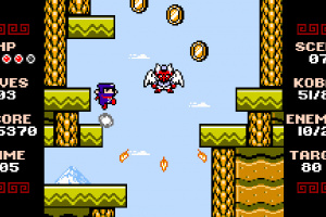 Ninja Senki DX Screenshot