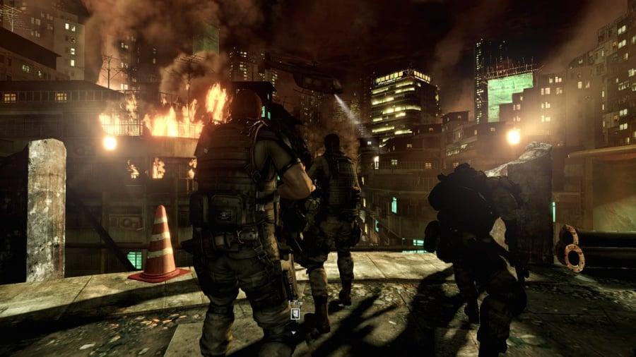 Resident Evil 6 Review - Screenshot 1 of 4