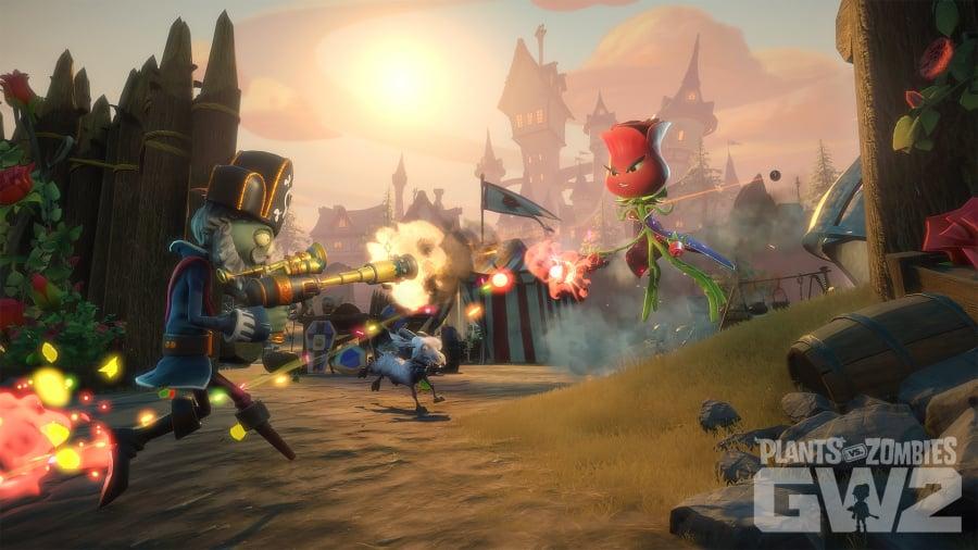 Plants vs. Zombies: Garden Warfare 2 Review - Screenshot 1 of 3