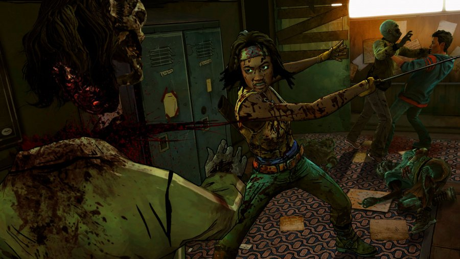 The Walking Dead: Michonne - Episode 1: In Too Deep Review - Screenshot 1 of 3