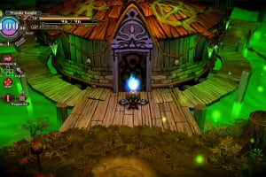The Witch and the Hundred Knight: Revival Edition Screenshot