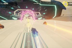 TRON RUN/r Screenshot