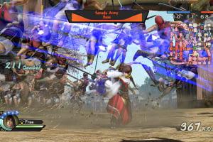 Samurai Warriors 4: Empires Screenshot