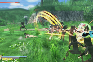 Senran Kagura Estival Versus Screenshot