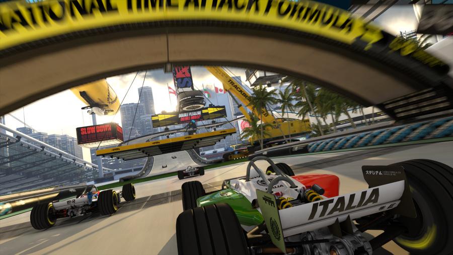 TrackMania: Turbo Review - Screenshot 1 of 4