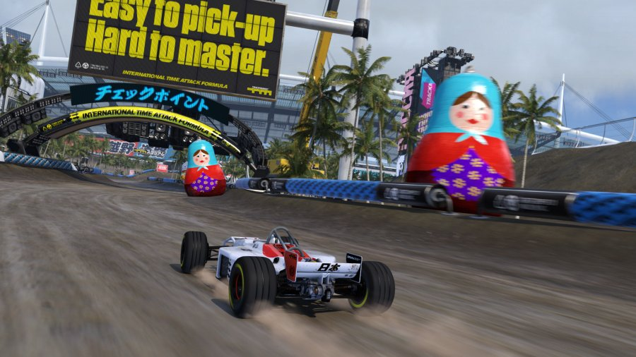 TrackMania: Turbo Review - Screenshot 1 of 5