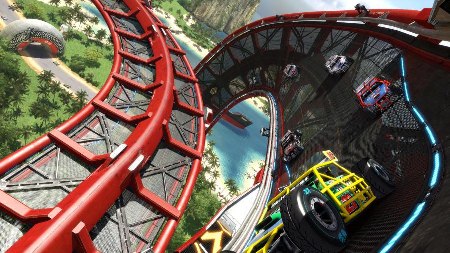 TrackMania: Turbo Review - Screenshot 5 of 5