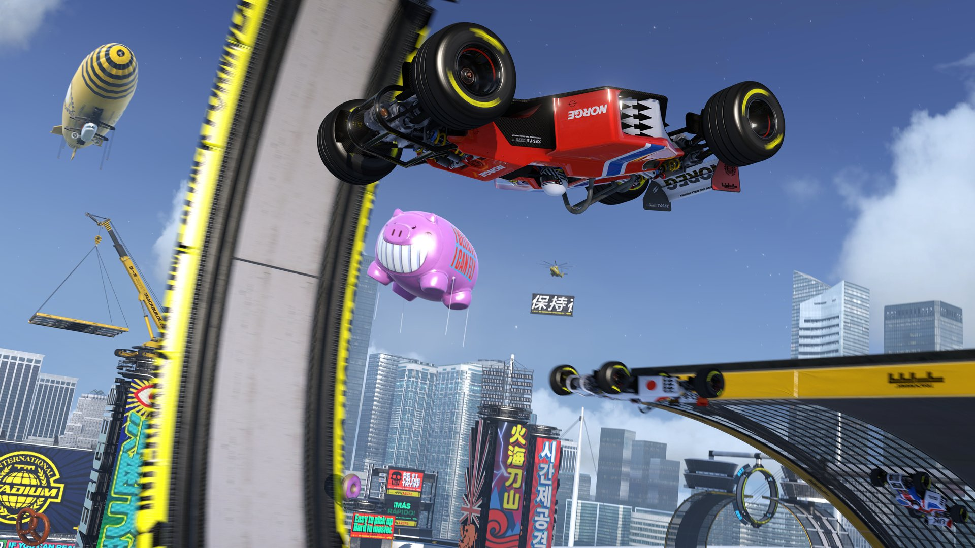 TrackMania: Turbo Review - PS4 | Push Square