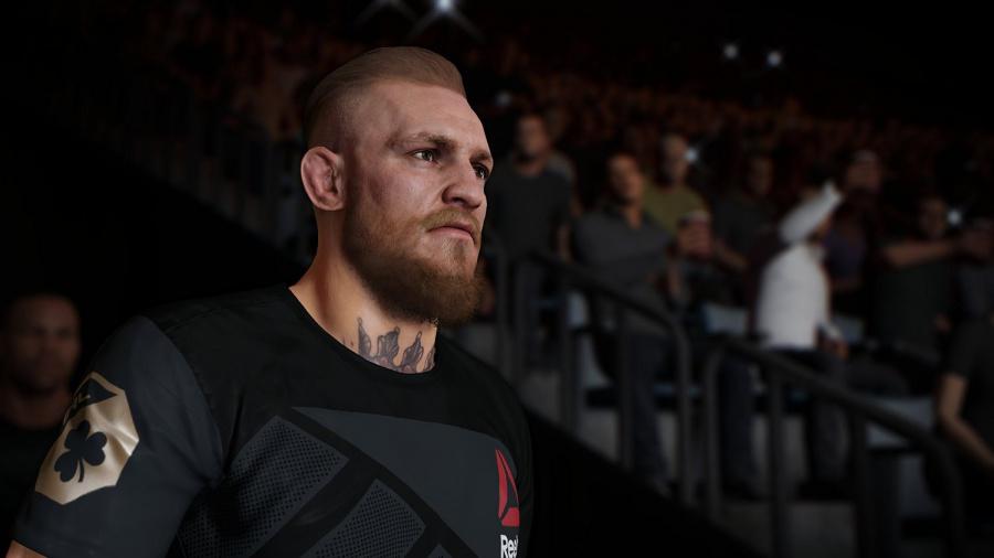 EA Sports UFC 2 Review - Screenshot 1 of 4