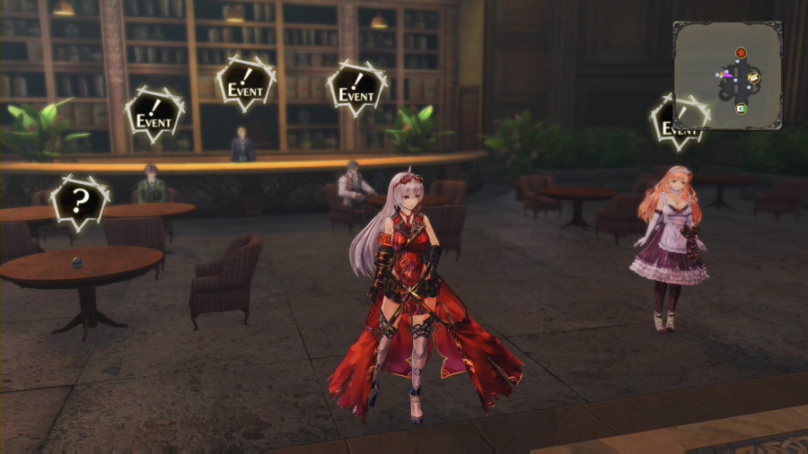 Nights of Azure Review - Screenshot 1 of 5
