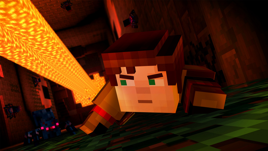 Minecraft: Story Mode - Episode 5: Order Up! Review - Screenshot 2 of 2