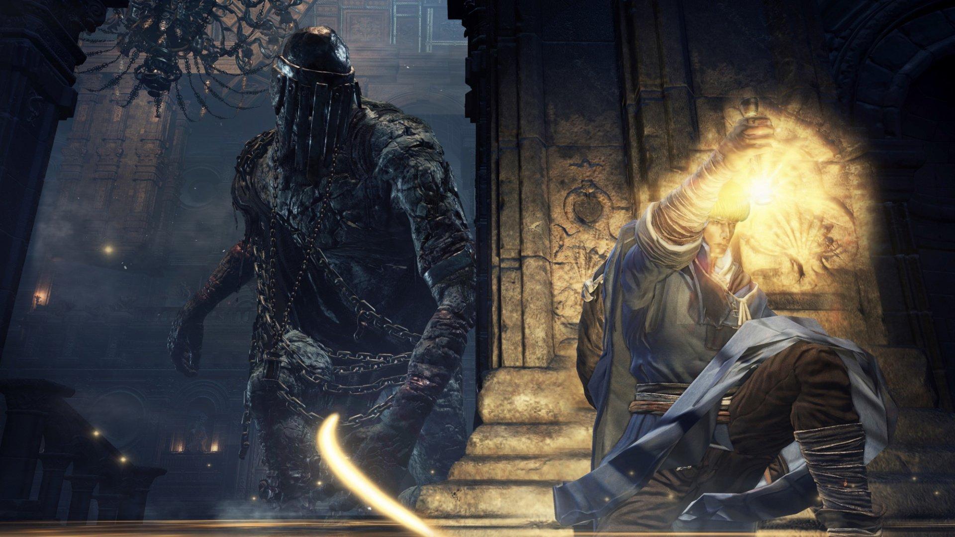 Dark Souls III (PS4 / PlayStation 4) Game Profile | News ...