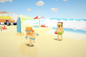 Stikbold! A Dodgeball Adventure Screenshot
