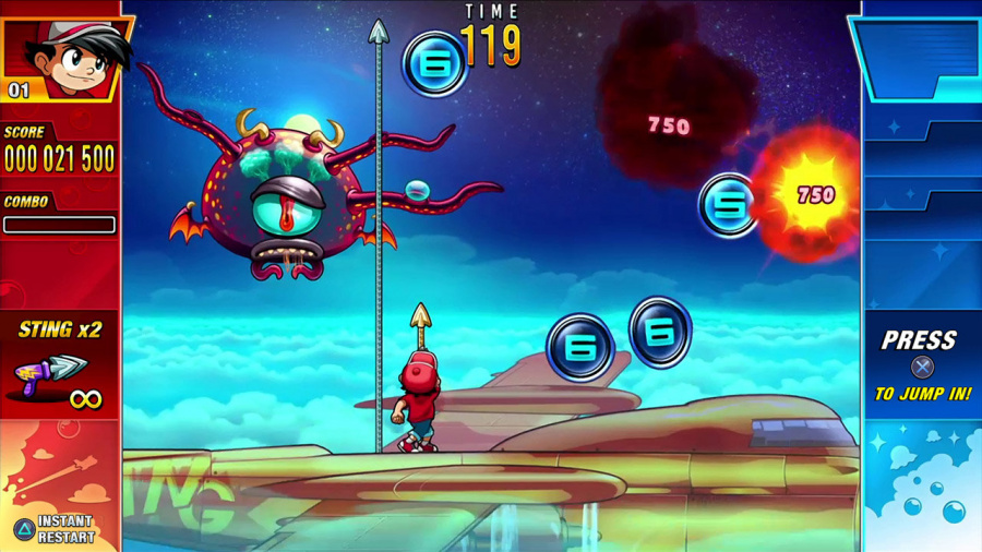 Pang Adventures Review - Screenshot 1 of 2