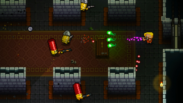 [Review] Enter the Gungeon (PS4) 630x