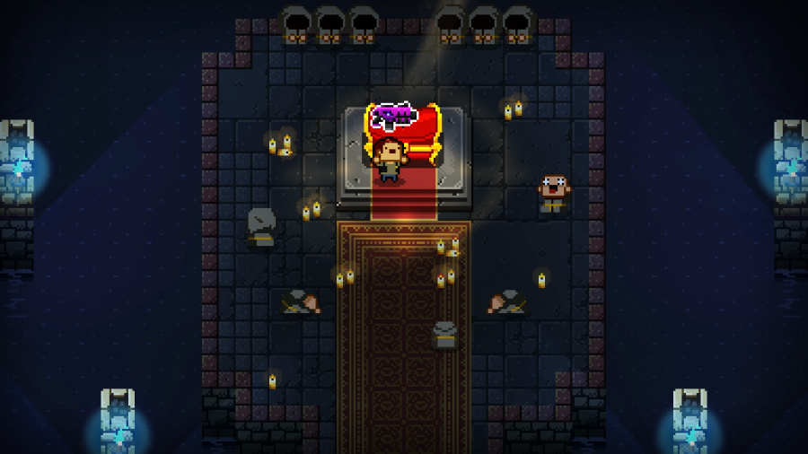 Enter the Gungeon Review - Screenshot 1 of 4