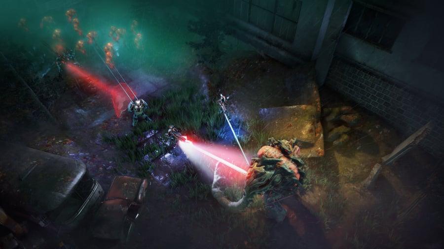 Alienation Review - Screenshot 1 of 4