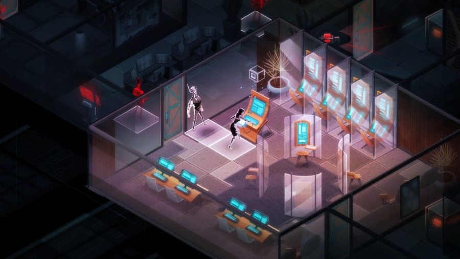 Invisible, Inc. Review - Screenshot 1 of 6
