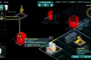 Invisible, Inc. Screenshot