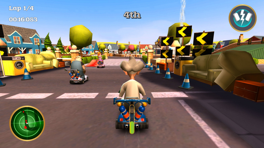 Coffin Dodgers Review - Screenshot 2 of 3
