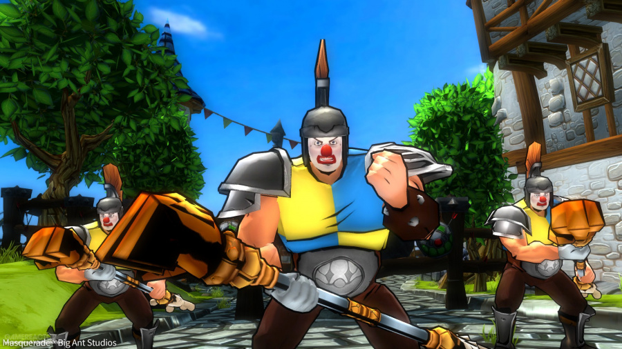 Masquerade: The Baubles of Doom Review - Screenshot 3 of 3