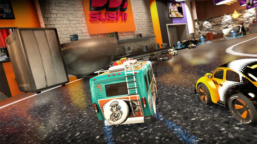 Table Top Racing: World Tour Review - Screenshot 3 of 3