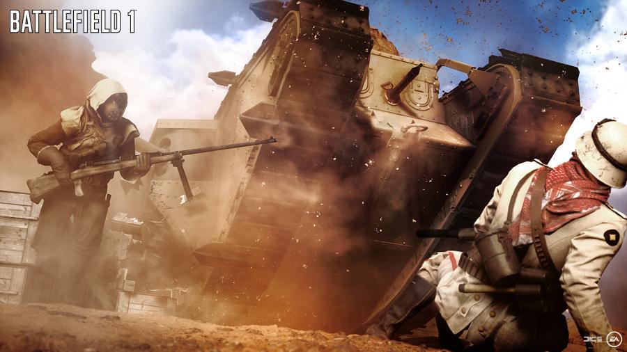 Battlefield 1 Review - Screenshot 1 of 5