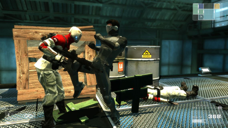 Shadow Complex Remastered Review - Screenshot 1 of 3