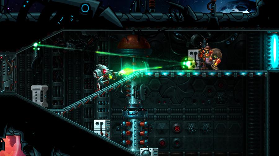 SteamWorld Heist Review - Screenshot 1 of 4