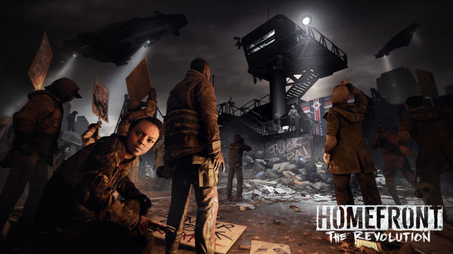 Homefront: The Revolution Review - Screenshot 1 of 4