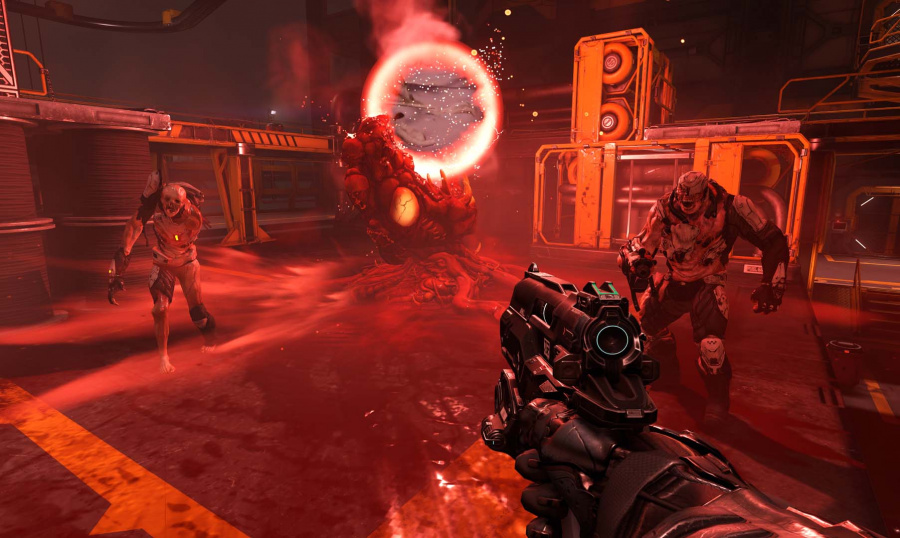 DOOM Review - Screenshot 3 of 6