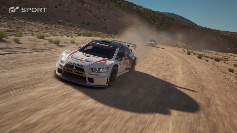 Gran Turismo Sport Review - Screenshot 1 of 3