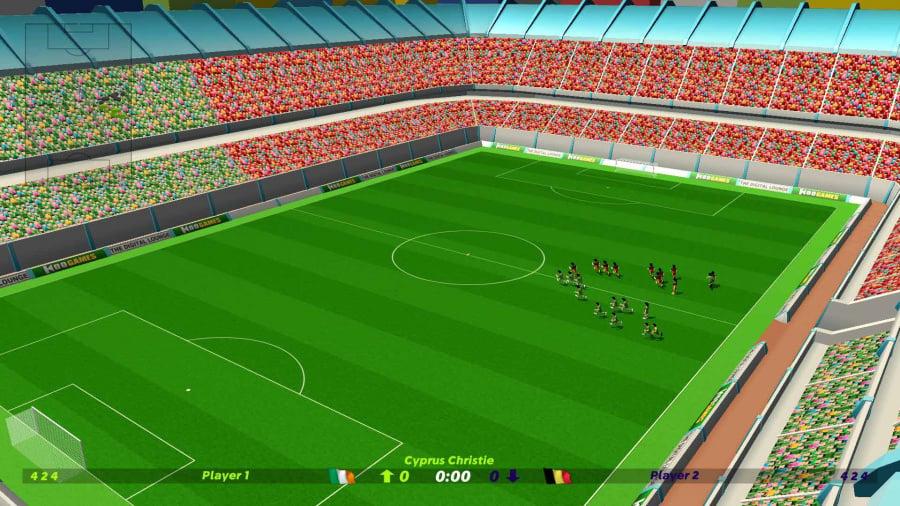 Dino Dini's Kick Off Revival Review - Screenshot 1 of 4